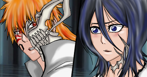 Bleach Espada - First Meet [Colouration] by DarkLordLuzifer