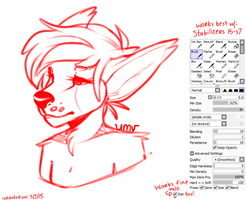 [SAI] My OLD Brush Settings by umv