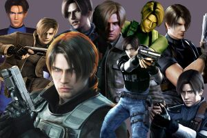 Leon S Kennedy! by black-cat010