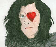 Stayne: the knave of hearts by thephantomsdiva