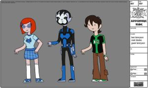 Ben 10 (Adventure Time Style) by TohruOnigriHonda865