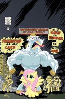 My Little Pony #22 BulkBiceps CVR by TonyFleecs