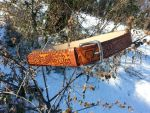 Chris McCandless belt by Leather-By-Alex