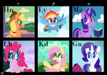 The Standard Model by wildberry-poptart