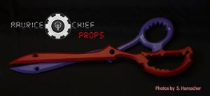 Kill la Kill - Scissor Blade Replicas by Mauricechief