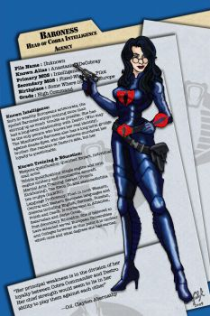 Baroness Alt Colors Dossier by meleeinabox