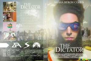 The Dictator Cover Re-Design by JacceArts