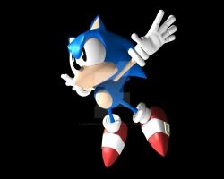 Sonic Generations by Ninespinedhedgehog