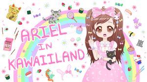 Sweet Lolita Ariel - Banner Art by Princess-Peachie