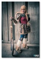 Astrid Cosplay - How To Train Your Dragon 2 by Tarah-Rex