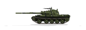 Type 69 Philippine Army by MacPaul