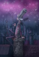 Chimney Sweep by Kluke