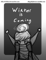 Viria 7.In winter clothes by Ally-A-Pally
