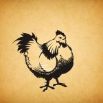 yet another chicken by vicutu