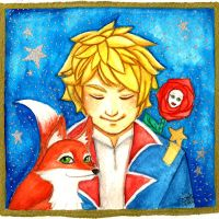 .:Le Petit Prince:. by Empress-0f-Angels