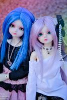 Together lifetime by AidaOtaku-BJD