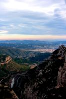 View from Montserrat by n2950895