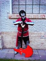 Marshall Lee -The vampire King by ercsi91