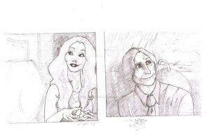 Rumbelle_my chipped cup by littlescargirl