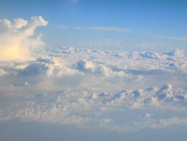 Clouds01 by TexturesStock