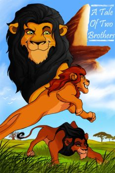 A tale of two brothers contest entry by thereina