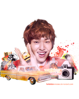 ONEW - Etude House by Forbidden-RoOse