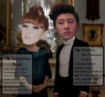 5. Countess Bom and her nephew Hanbin by 666icing