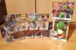 Amiibo Figure Characters 8 by extraphotos