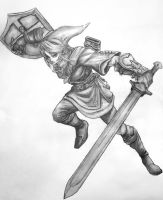 Link by dharmaghost