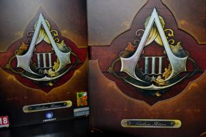 Assassin's Creed Freedom Edition by Gaia96Bennoda