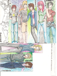 Side Stories Bookmarks by AgeofZero