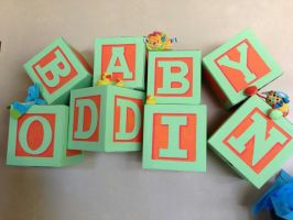 Baby Odin boxes by Coall