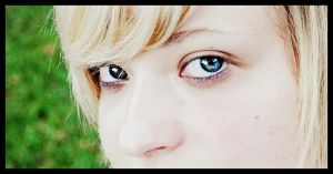 Sharon X _close up_ by Isika