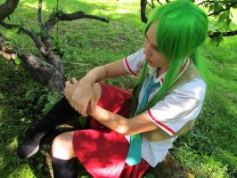 Mion Sonozaki cosplay by ArisaMinase
