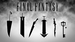 Final Fantasy custom shapes for Photoshop by Manostion