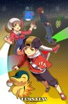 Pokemon HGSS by Kaze-Hime