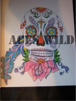 Day of The Dead by djace1121