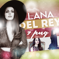 Lana Del Rey Png and Photopack by batuluca