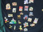 My Donald Duck Pin Collection by BeecroftA