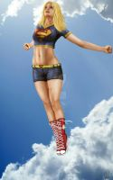 supergirl updated by willianchou