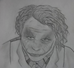 The Joker. by Slashsally