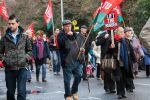 ICTU Protest Dublin I by suolasPhotography