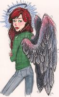 Supernatural- Anna by mox-ie