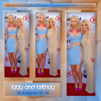 Photopack 0563 - Iggy Azalea And Britney Spears by WhateverPhotopackss