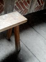 Wooden Bench by NayaWhovian1016