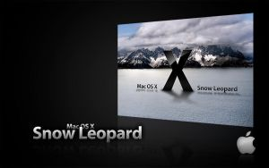 Mac OS X Snow Leopard by wurstgott