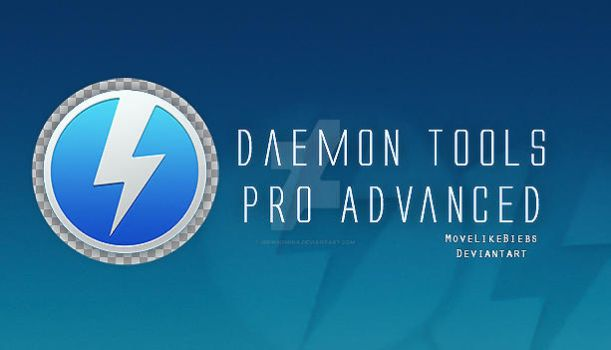 +Daemon Tools Pro by MoveLikeBiebs