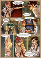 Monsieur Charlatan Page 22 by DrSlug
