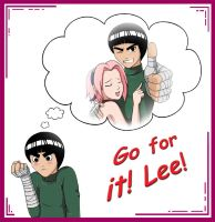 Go for it Lee by Kairi-Moon