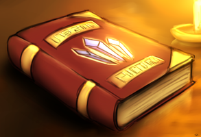 Crystal Empire Book by Tapsftw